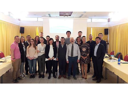 Transnational Project Meeting in Igoumenitsa